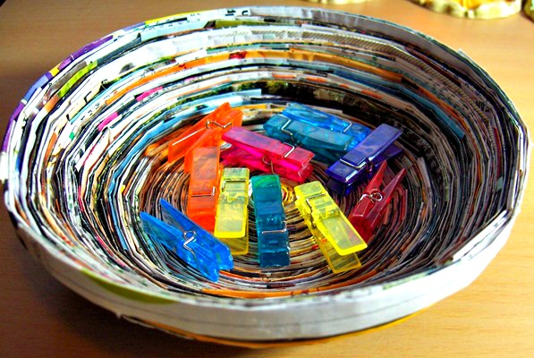 Save Those Old Magazines And Get Crafty With Them