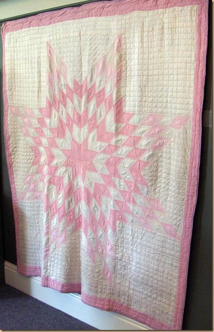 Heritage Quilt Show - Creative Cynchronicity : lone star log cabin quilt pattern - Adamdwight.com