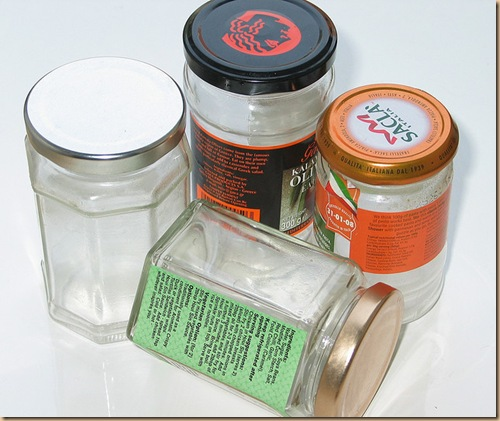 jars How can I recycle this