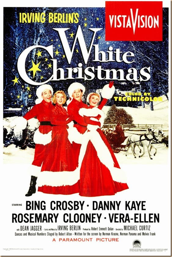 How About Some White Christmas Trivia