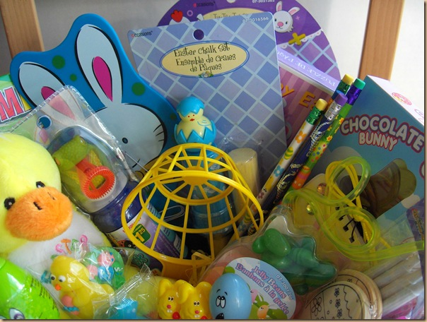 Put Together A Fantastic Easter Basket For Kids At Dollarama For Under 20 Creative Cynchronicity